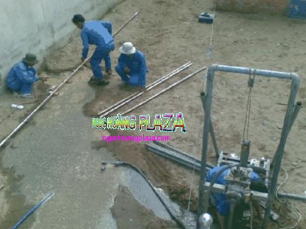 Thợ sửa giếng khoan tại huyện vĩnh cửu