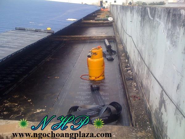 Dịch vụ chống thấm tại nhơn trạch