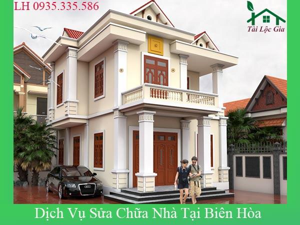 Dịch vụ sửa chữa nhà tại TP Biên Hòa trọn gói
