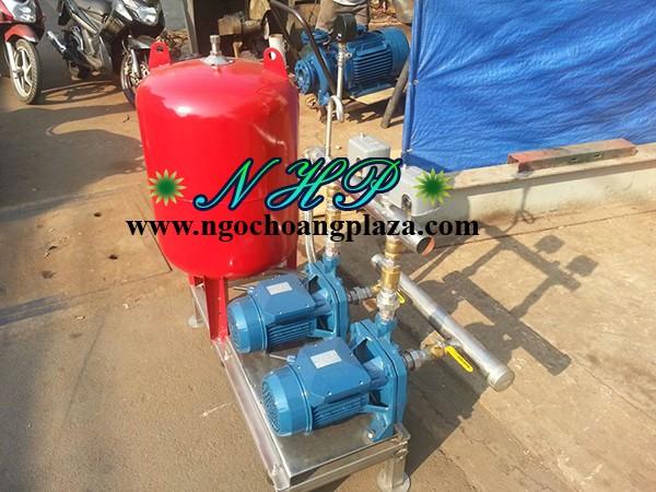 Lắp đặt máy bơm nước tại đồng nai