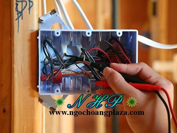 Sửa chữa điện nước gia đình
