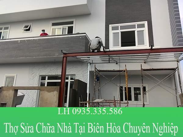 Thợ sửa chữa nhà tại Biên Hòa chuyên nghiệp