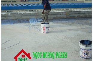 Dịch vụ chống thấm tại huyện long thành