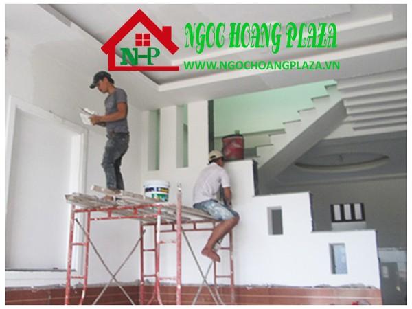 Sửa chữa nhà cũ tại huyện thống nhất