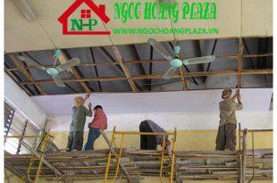 Sửa chữa nhà cũ tại trảng bom