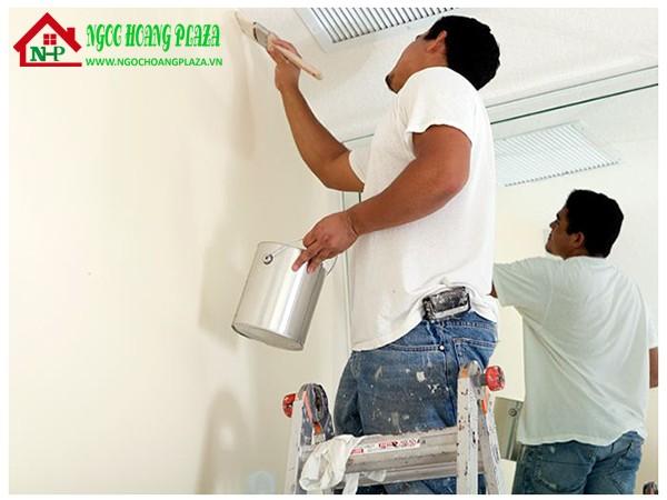 Thợ sơn nhà tại huyện trảng bom giá rẻ