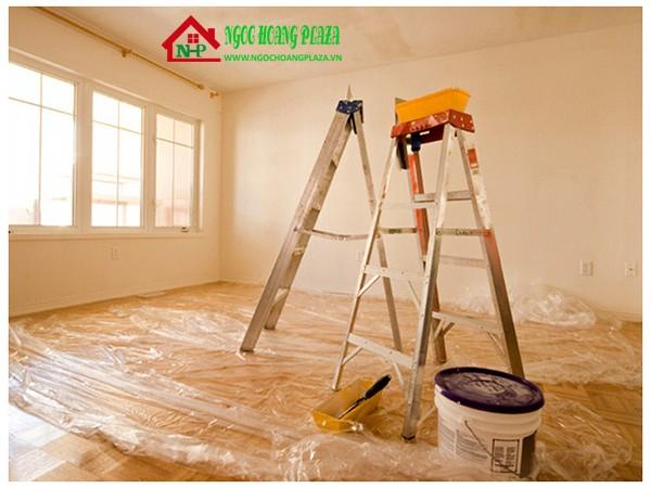 Dịch vụ sơn nhà tại huyện long thành