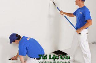 Thợ sơn nhà tại đồng nai giá rẻ